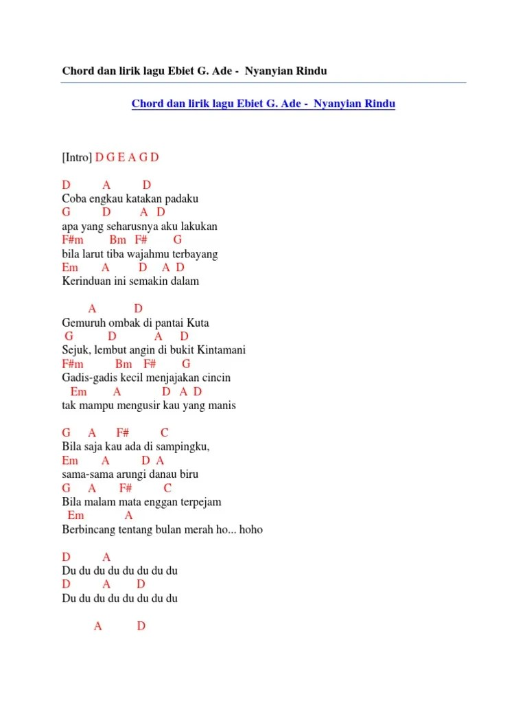 Celengan Rindu Chordtela : celengan, rindu, chordtela, Husmanss:, Chord, Gitar, Celengan, Rindu