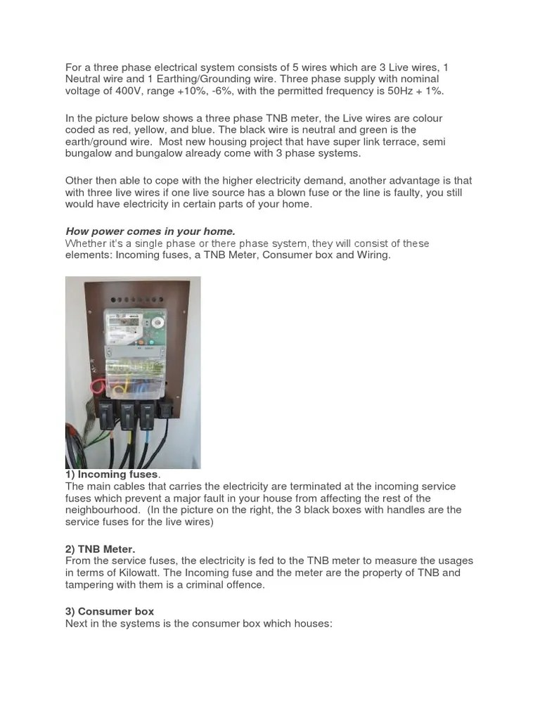 29 92017 presentation material fuse electrical electrical 220v single phase breaker tnb 3 phase meter fuse box [ 768 x 1024 Pixel ]