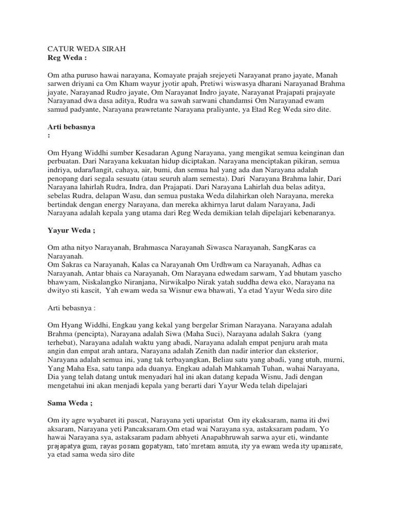 Kasta dan Catur Warna ~ Dharmagupta