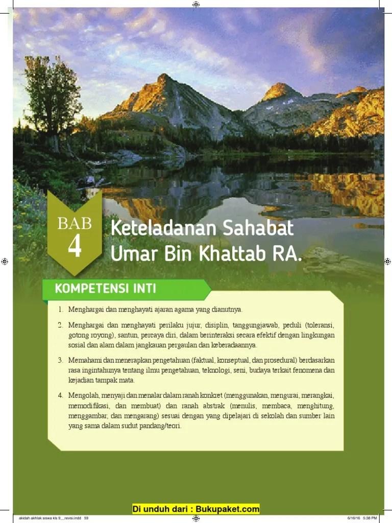Sifat Teladan Umar Bin Khattab : sifat, teladan, khattab, Keteladanan, Sahabat, Khattab