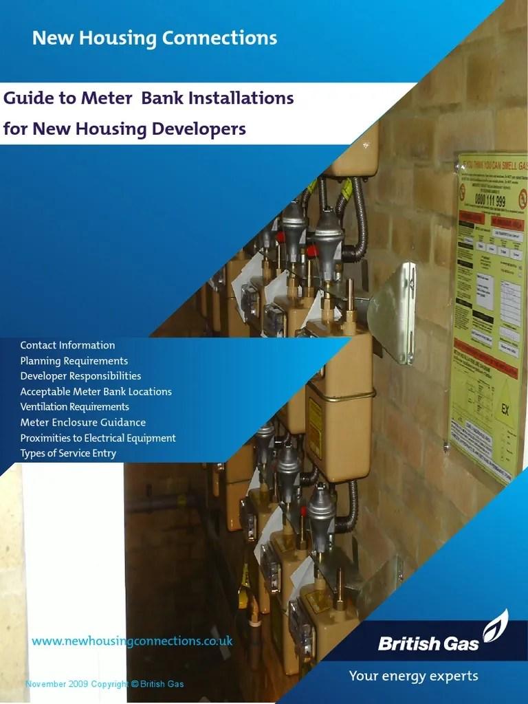 medium resolution of bgnhc guide to meterbank installation ventilation architecture building engineering