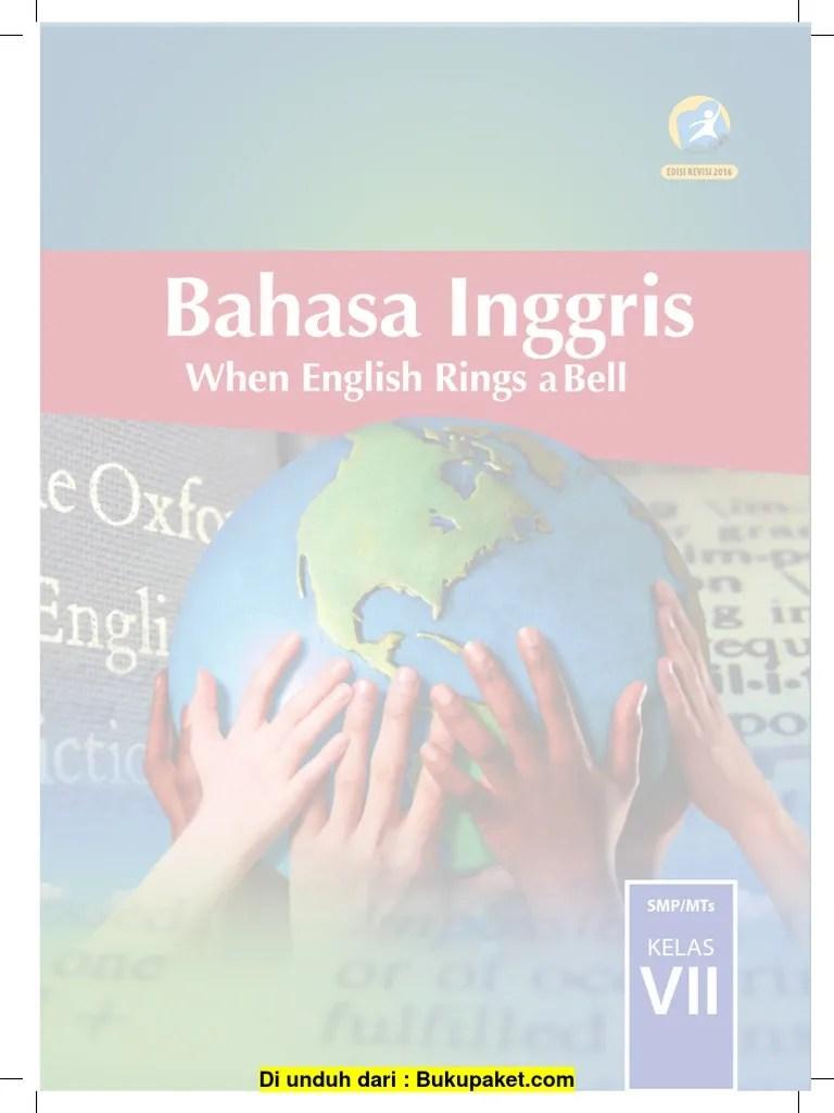 Bahasa Inggris 2016 : bahasa, inggris, Bahasa, Inggris, Kelas, Revisi, (1).pdf, Indonesia, Languages