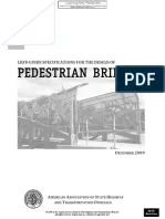 AASHTO Guide Specifications For Design Of Pedestrian ...