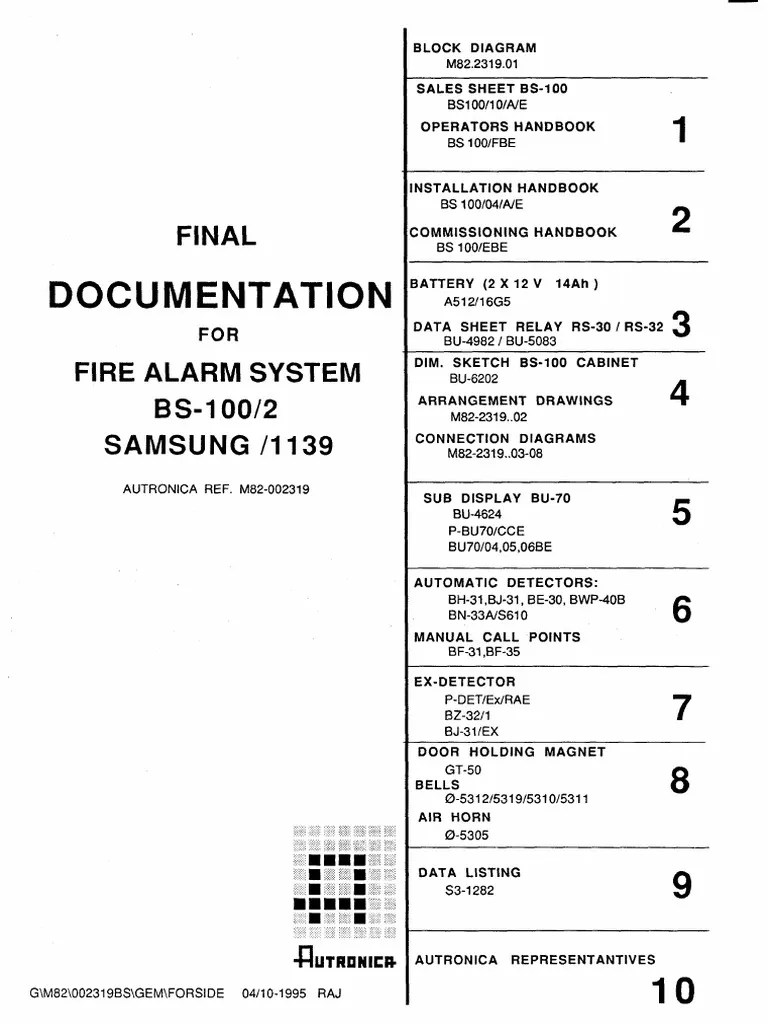 016 fire alarms system bs 100 2 documentation pdf detector radio reliability engineering [ 768 x 1024 Pixel ]