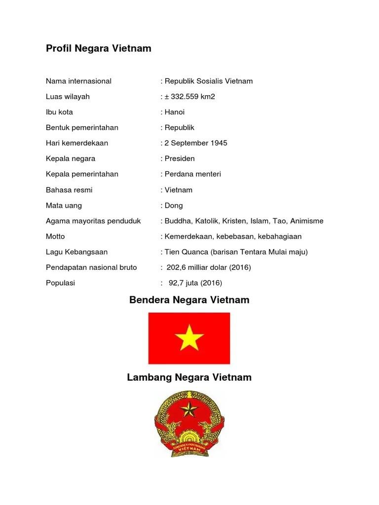 Bendera Dan Lambang Negara Vietnam : bendera, lambang, negara, vietnam, Gambar, Bendera, Lambang, Negara, Vietnam, Tempat, Berbagi