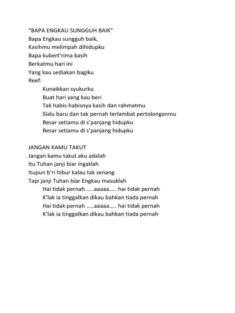 Lirik Kunaikkan Syukurku : lirik, kunaikkan, syukurku, Lirik, Kunaikan, Syukurku, Goreng