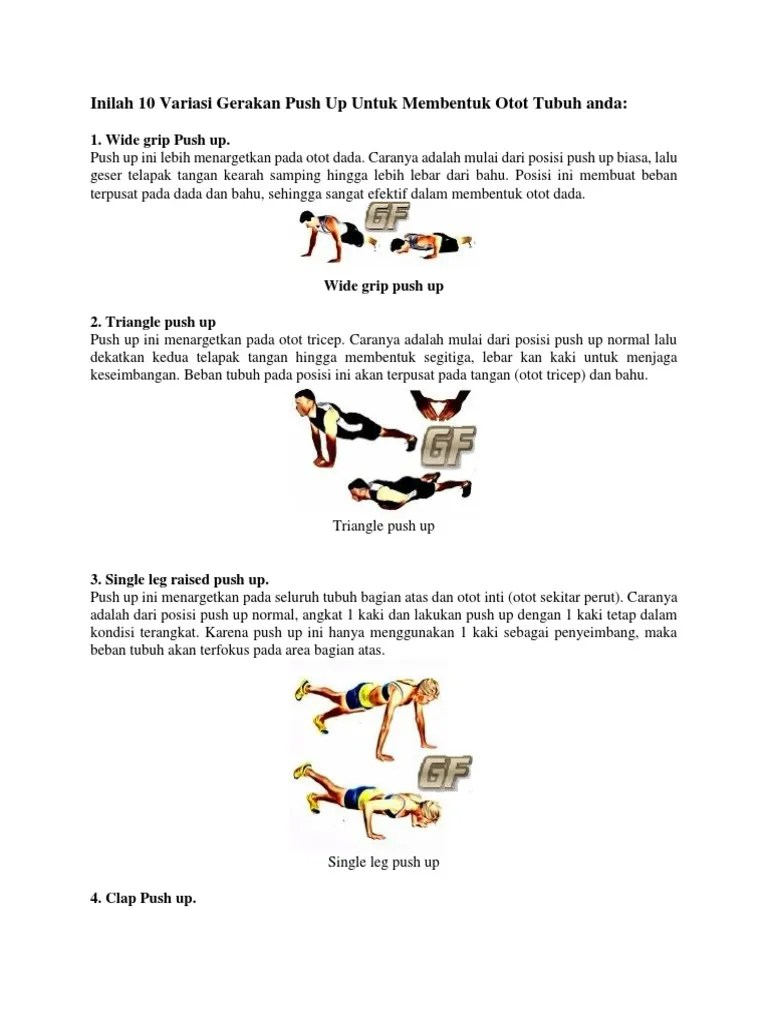 10 Cara Membentuk Otot Dada dengan Latihan yang Mudah dan
