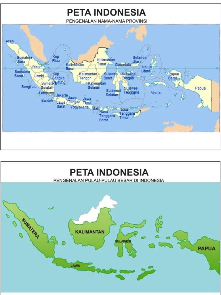 Peta indonesia lengkap dengan nama provinsi, kabupaten, dan ibukota, gambar peta indonesia, peta topografi dan iklim indonesia,. Peta Buta Provinsi Jawa Tengah Belajar