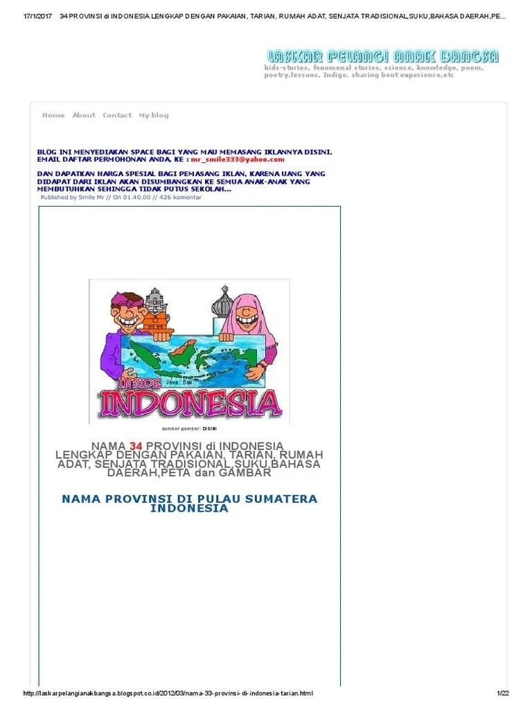 Nama Provinsi Beserta Bahasa Daerah Rumah Adat Dan Tariannya : provinsi, beserta, bahasa, daerah, rumah, tariannya, 337043785-34-PROVINSI-di-INDONESIA-LENGKAP-DENGAN-PAKAIAN-TARIAN-RUMAH-ADAT, -SENJATA-TRADISIONAL-SUKU-BAHASA-DAERAH, -PETA-dan-GAMBARLASKAR-PELANGI-ANAK-BANGSA.pdf