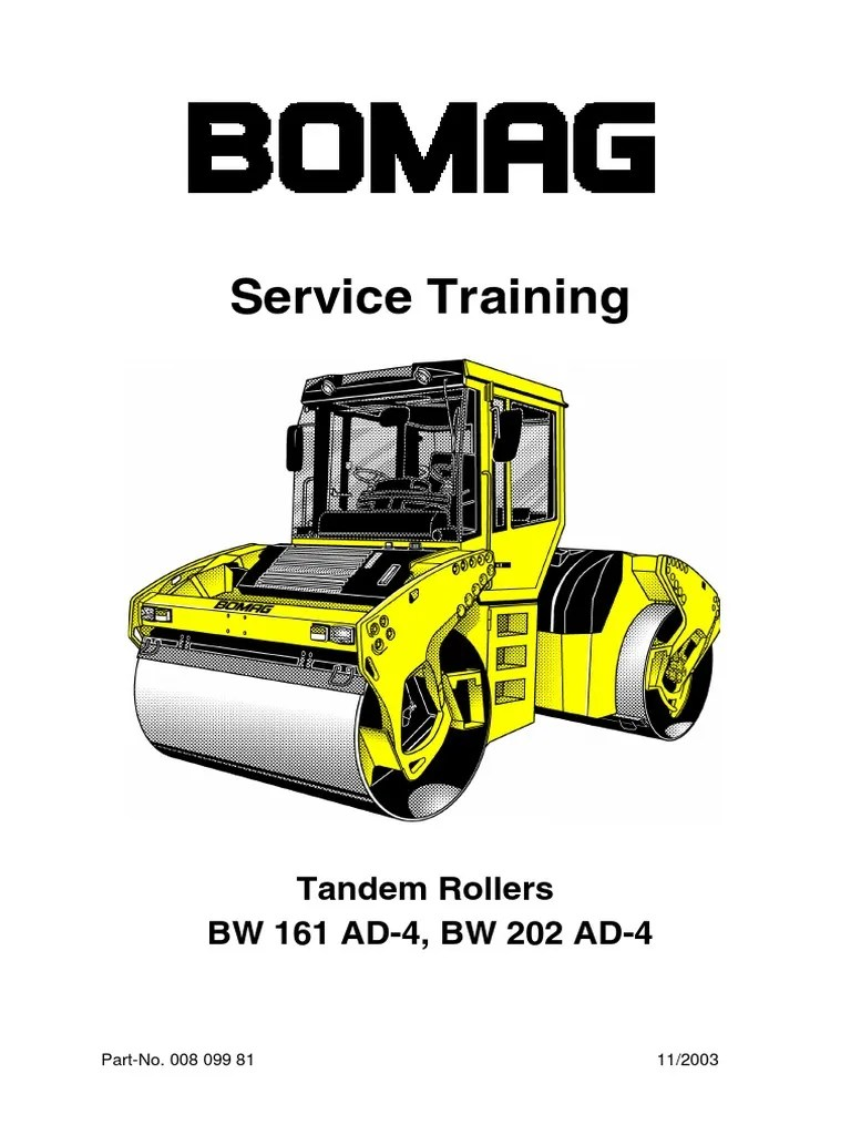 medium resolution of bomag paver 3313 wiring diagram wiring library dodge wiring diagram 335324764 bomag roller bw161 203ad 4