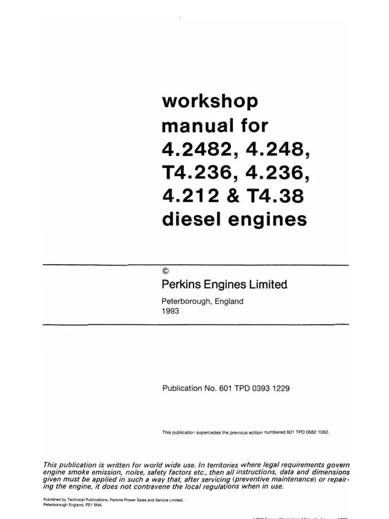 perkin diesel wiring diagram [ 768 x 1024 Pixel ]