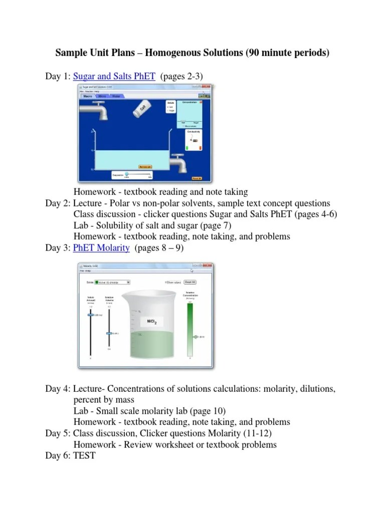 hight resolution of Solutions Unit Loeblein   Chemical Compounds   Solution