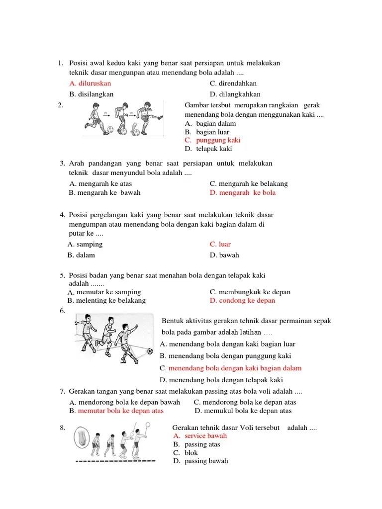 3 Teknik Dasar Menendang Bola (Kaki Dalam, Kaki Luar dan