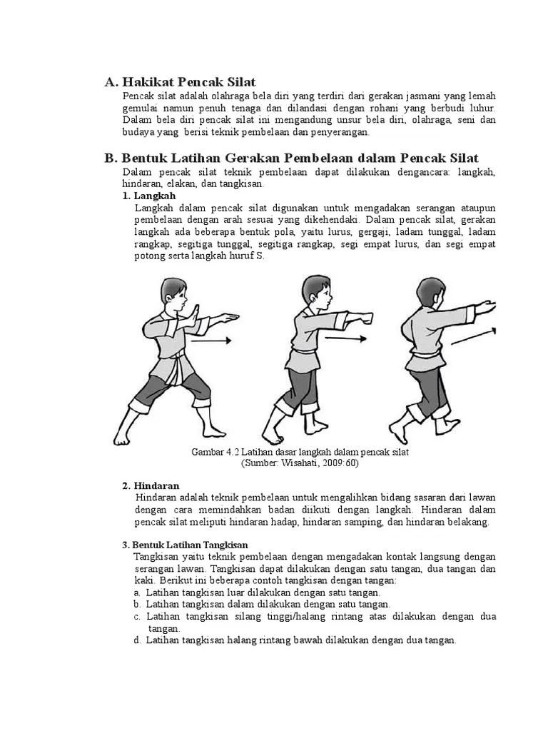 Teknik Dasar Pembelaan Dalam Pencak Silat : teknik, dasar, pembelaan, dalam, pencak, silat, Hakikat, Pencak, Silat