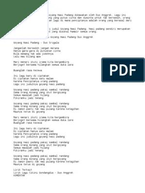 Lirik Goyang Nasi Padang : lirik, goyang, padang, GOYANG, PADANG.txt