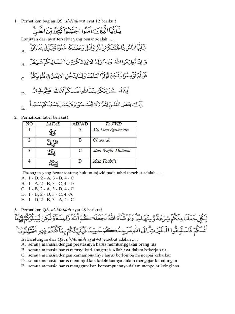 Almaidah Ayat 48 : almaidah, 122222