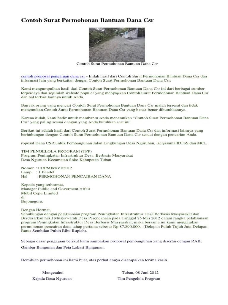 Contoh Proposal Isra Mi Raj Masjid Doc - Guru Galeri