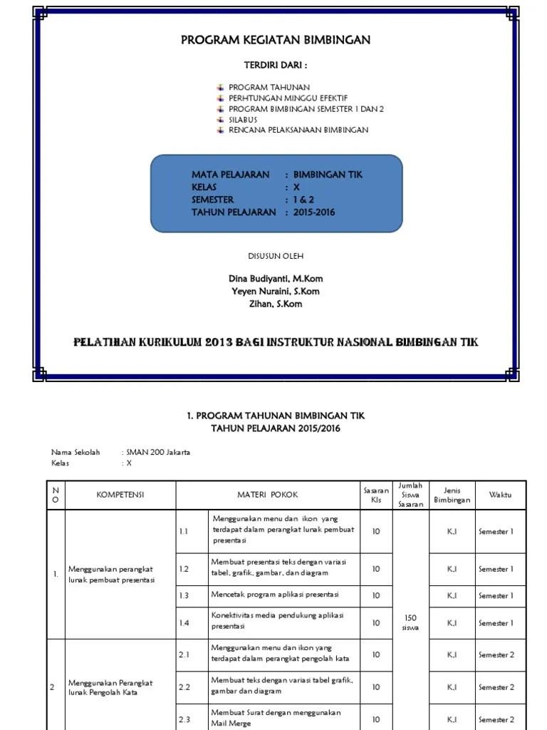 Perangkat Bk Smp Kurikulum 2013 : perangkat, kurikulum, Perangkat, Kurikulum, IlmuSosial.id