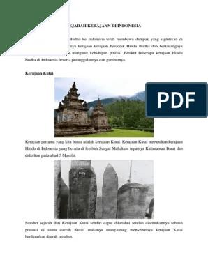 Peninggalan Kerajaan Banten Beserta Gambarnya : peninggalan, kerajaan, banten, beserta, gambarnya, Kliping, Sejarah, Kerajaan, Indonesia