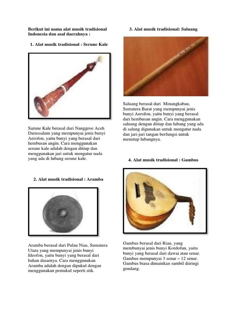 Jenis Alat Musik Tradisional Sumatera Utara : jenis, musik, tradisional, sumatera, utara, Musik, Berasal, Sumatera, Berbagai