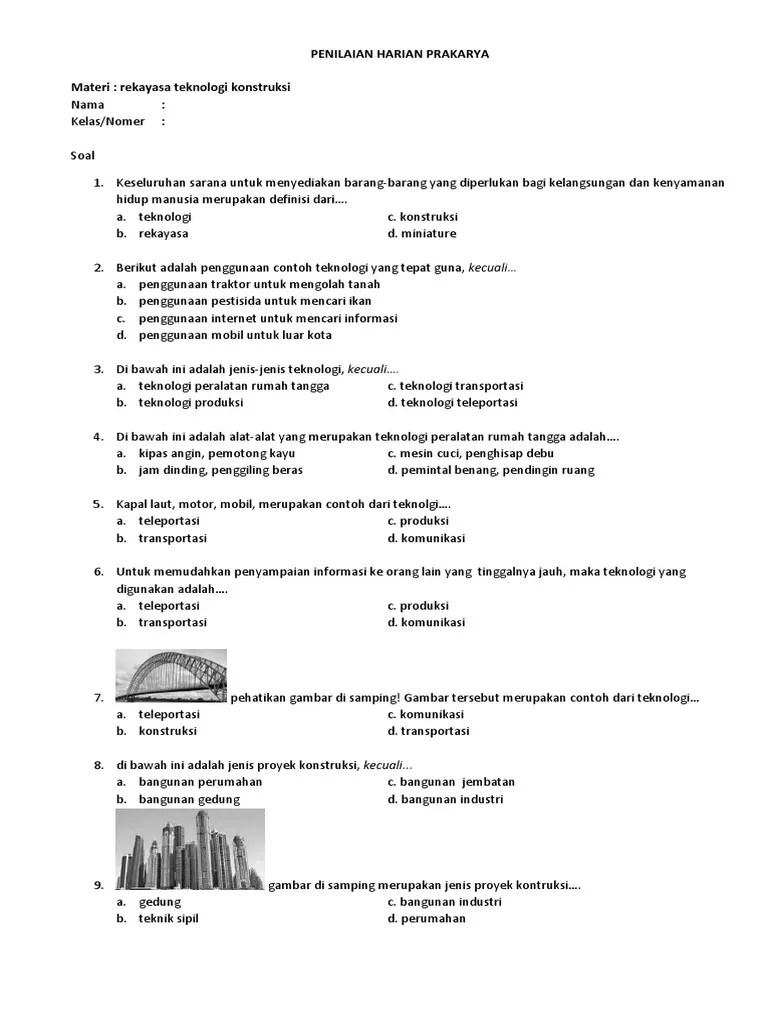 Contoh Teknologi Konstruksi : contoh, teknologi, konstruksi, Rekayasa, Teknologi, Konstruksi