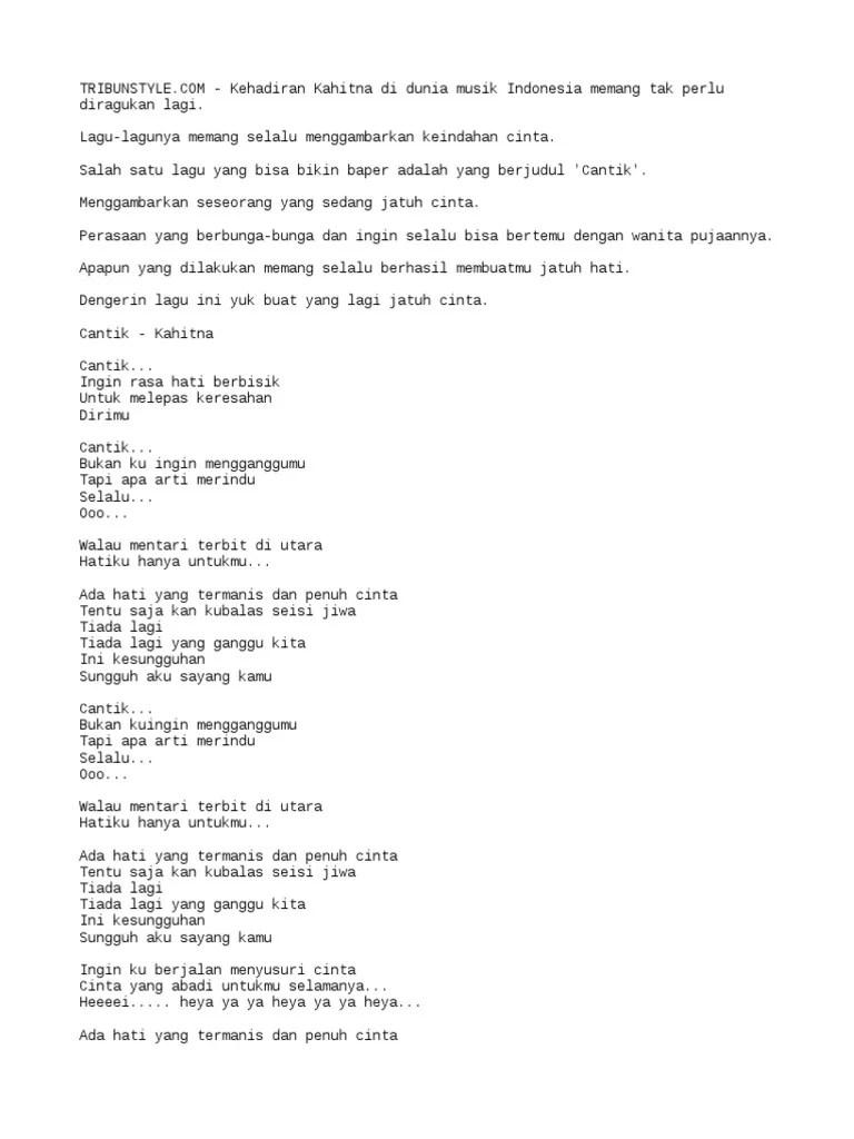 Lirik Lagu Dengan Apa Kan Kubalas : lirik, dengan, kubalas, Peundaan, Pel...