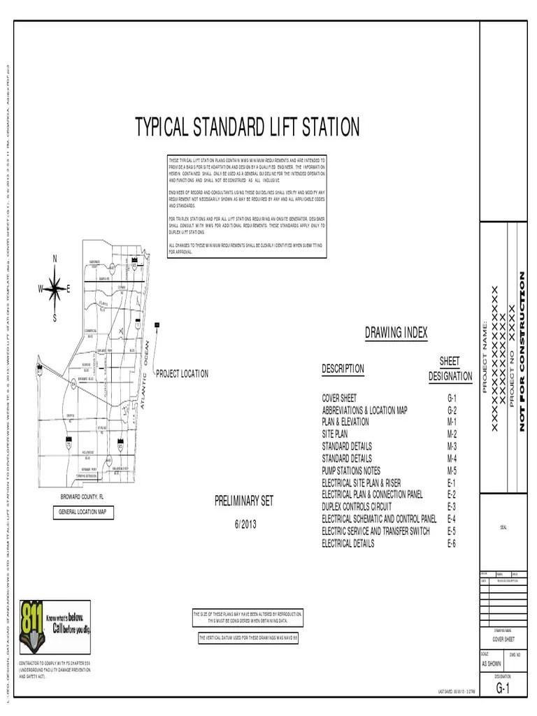 duplex lift station wiring schematic [ 768 x 1024 Pixel ]