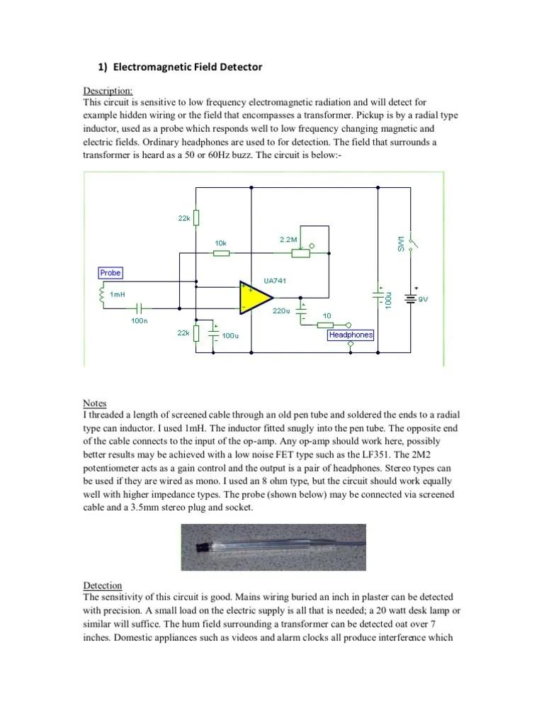 electromagnetic diagram headphone [ 768 x 1024 Pixel ]