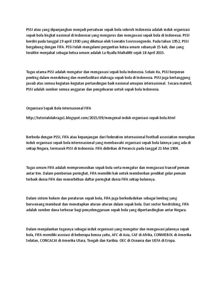 Induk Organisasi Nasional Sepak Bola : induk, organisasi, nasional, sepak, Yang.doc