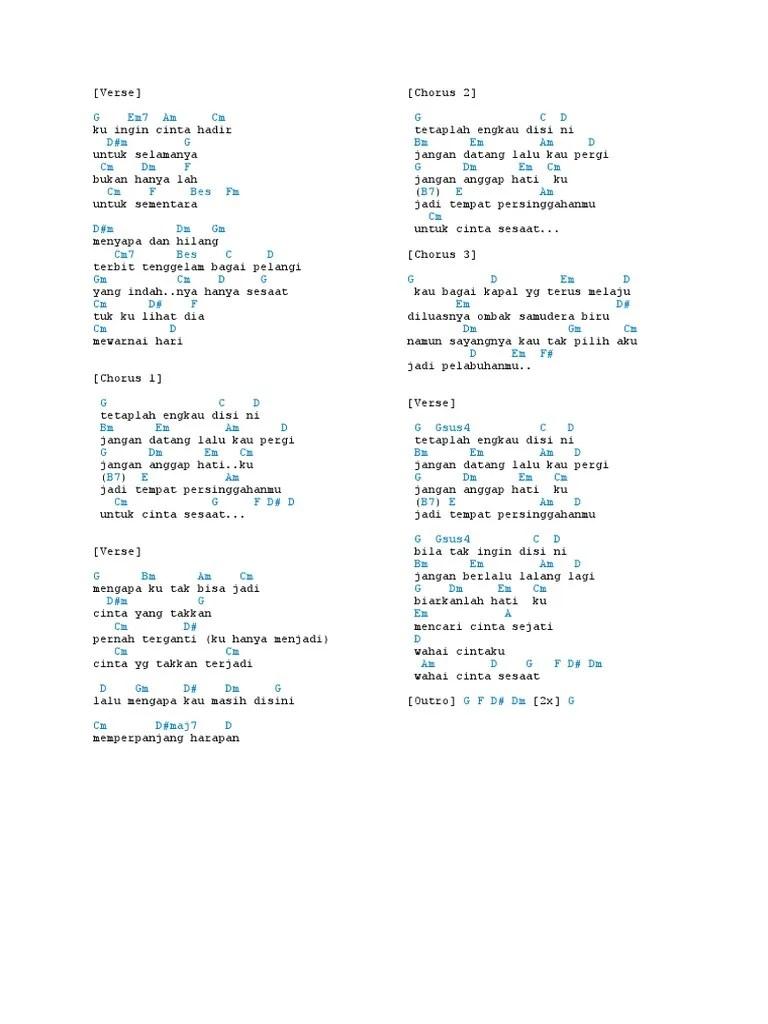 Pelangi Hivi Chord : pelangi, chord, Pelangi, Chord