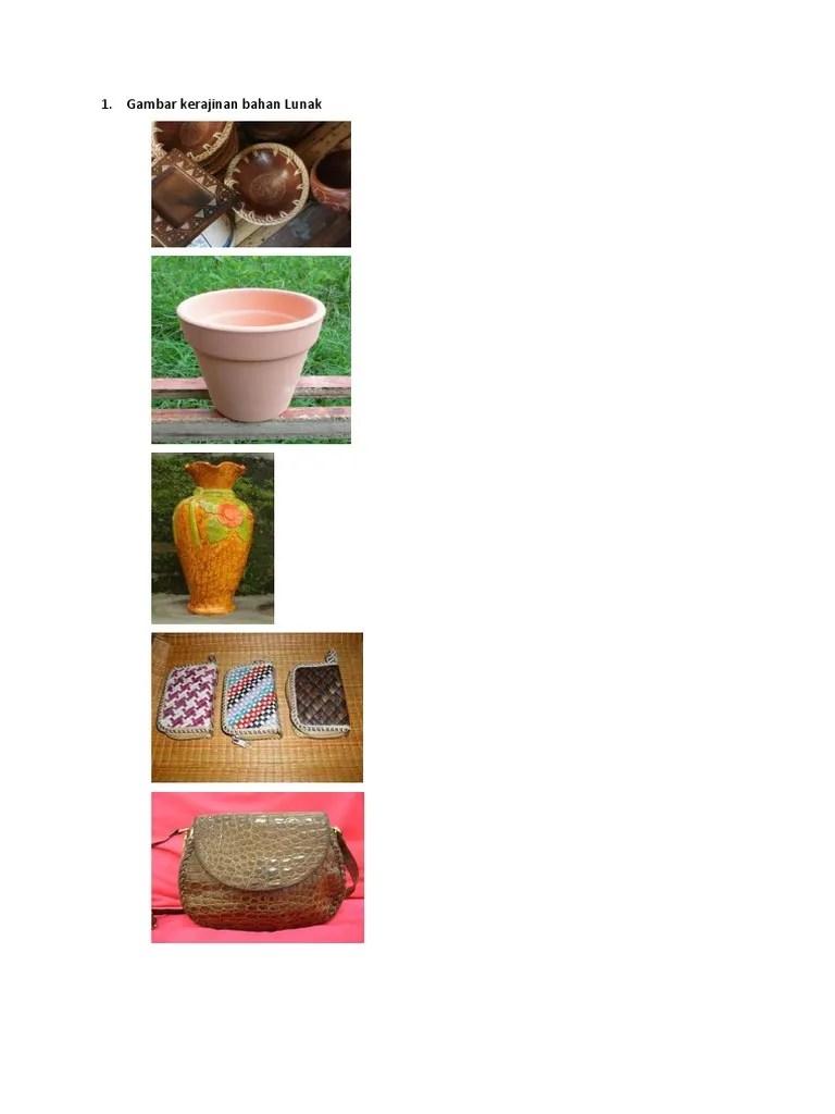 Gambar Bahan Lunak : gambar, bahan, lunak, Gambar, Kerajinan, Bahan, Lunak