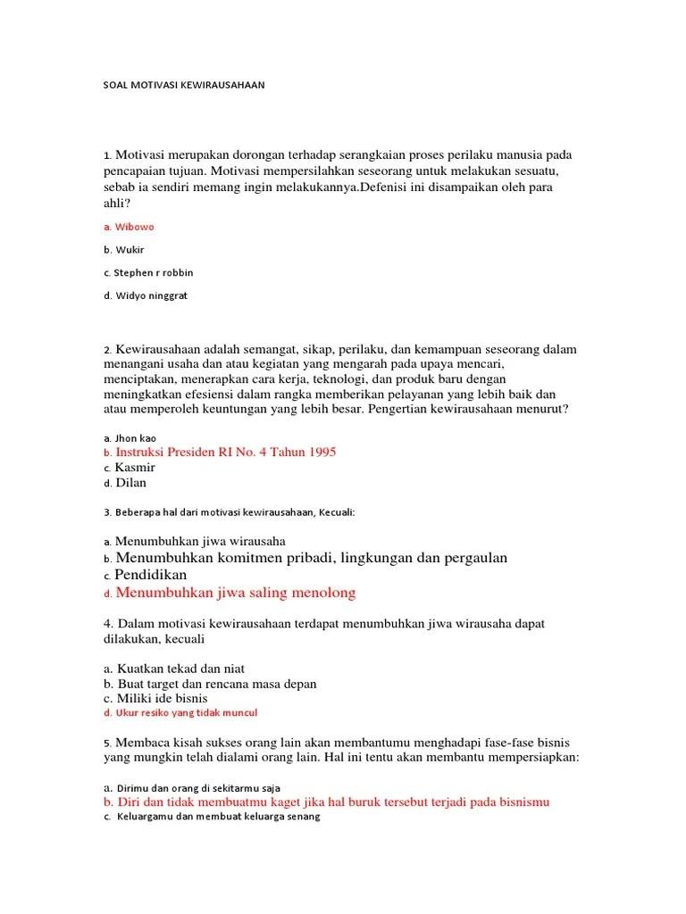 Pengertian Kewirausahaan Menurut Inpres No 4 Tahun 1995 : pengertian, kewirausahaan, menurut, inpres, tahun, Definisi, Kewirausahaan, Menurut, Instruksi, Presiden, Tahun, Tentang