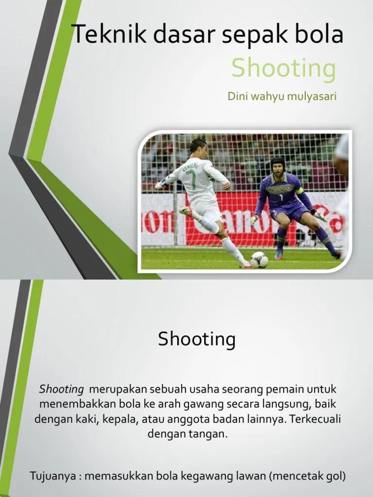 Teknik Dasar Pemain Sepak Bola : teknik, dasar, pemain, sepak, Teknik, Dasar, Sepak