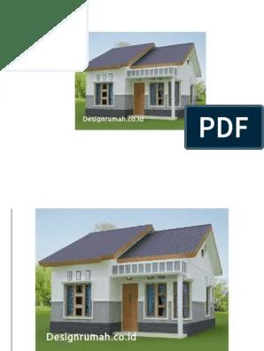 Atap Rumah Limas : rumah, limas, Desain, Rumah, Minimalis, Modern