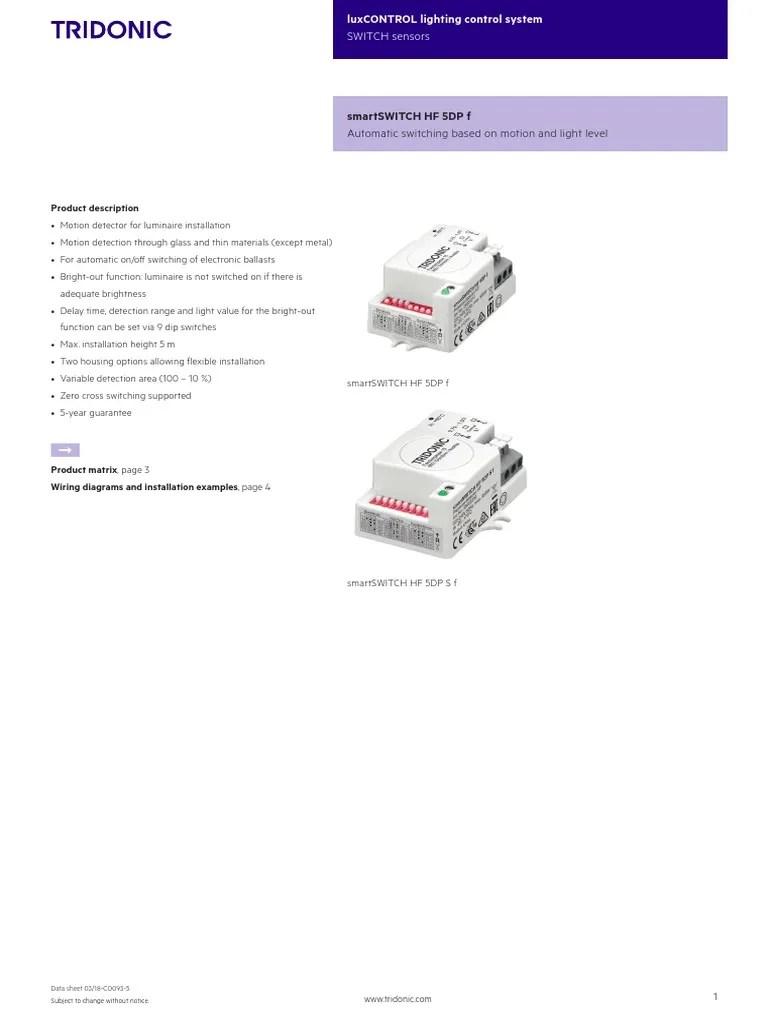 tridonic electronic ballast wiring diagram [ 768 x 1024 Pixel ]