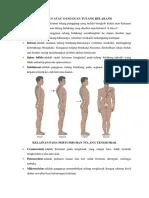 Kelainan Akibat Tulang Belakang Membengkok Ke Depan Disebut : kelainan, akibat, tulang, belakang, membengkok, depan, disebut, Kelainan, Gangguan, Tulang, Belakang