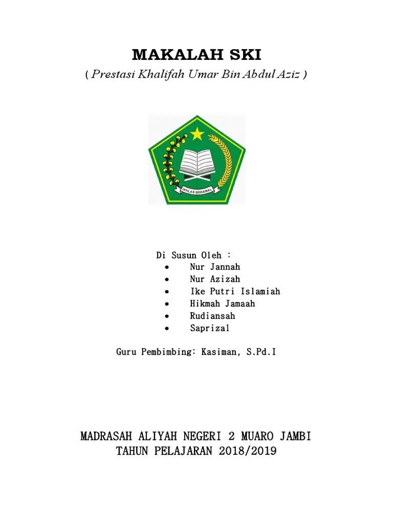 Prestasi Khalifah Marwan Bin Hakam : prestasi, khalifah, marwan, hakam, Prestasi, Khalifah, Abd.aziz