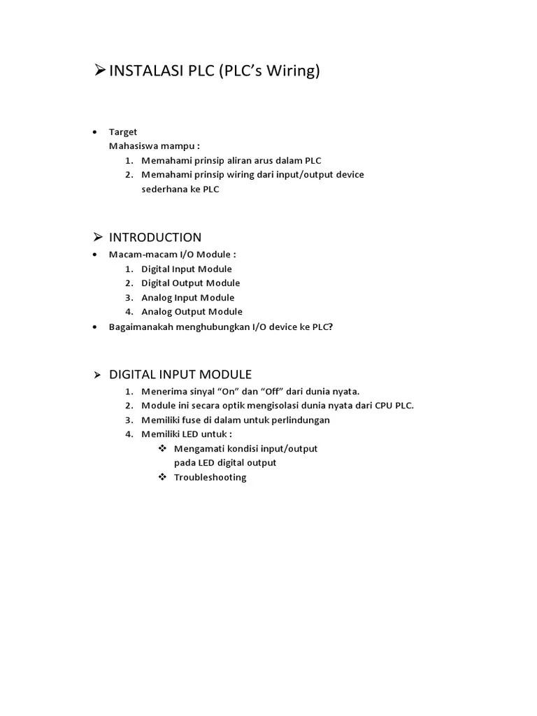 medium resolution of wiring digital input