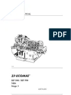 ZF ASTronic Error Codes