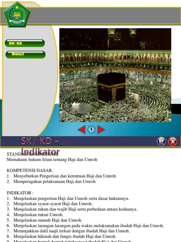 Perbedaan Rukun Haji Dan Umroh : perbedaan, rukun, umroh, Perbedaan, Antara, Rukun, Wajib, Membedakan
