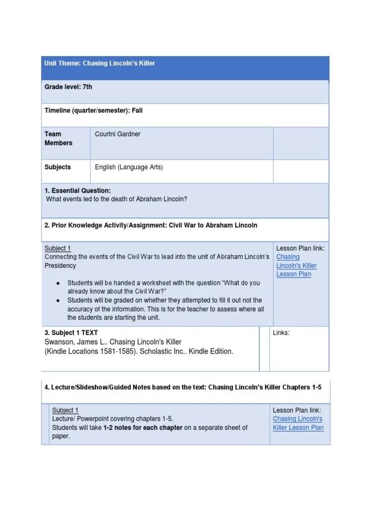 medium resolution of rdg 323 signature assignment- courtni gardner   Lecture   Lesson Plan