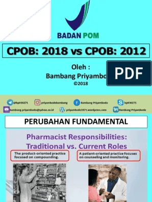 Cpob 2018 Pdf : Bambang, Priyambodo
