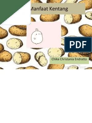 Manfaat Sayur Kentang : manfaat, sayur, kentang, Manfaat, Kentang:, Chika, Christania, Endratto