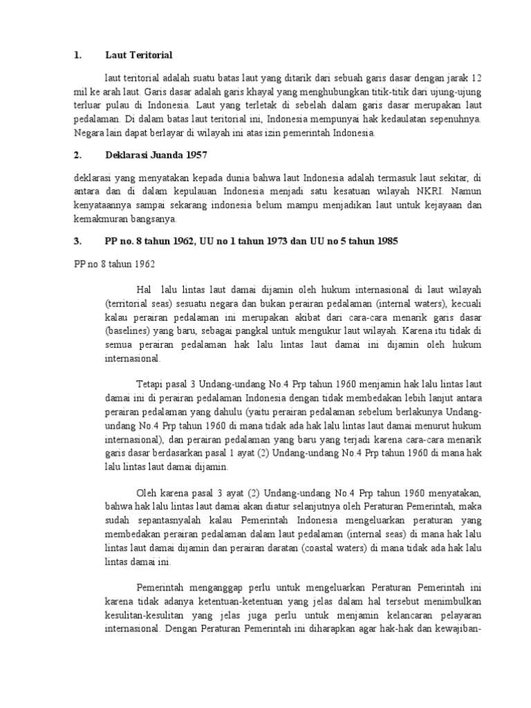 Isi Konvensi Hukum Laut Internasional Tahun 1982 : konvensi, hukum, internasional, tahun, Sebutkan, Konvensi, Hukum, Internasional, Jamaika