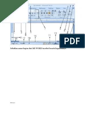 Bagian Bagian Microsoft Word 2013 Dan Fungsinya : bagian, microsoft, fungsinya, Bagian, Microsoft, Python
