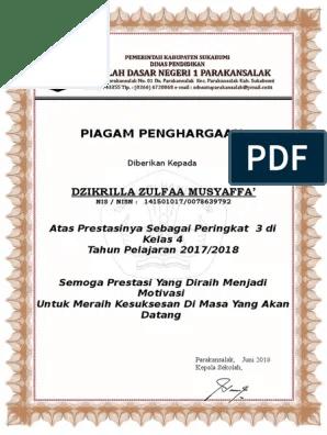 Download Piagam Penghargaan Juara Kelas Doc : download, piagam, penghargaan, juara, kelas, 358030207-PIAGAM-JUARA-KELAS-doc.doc