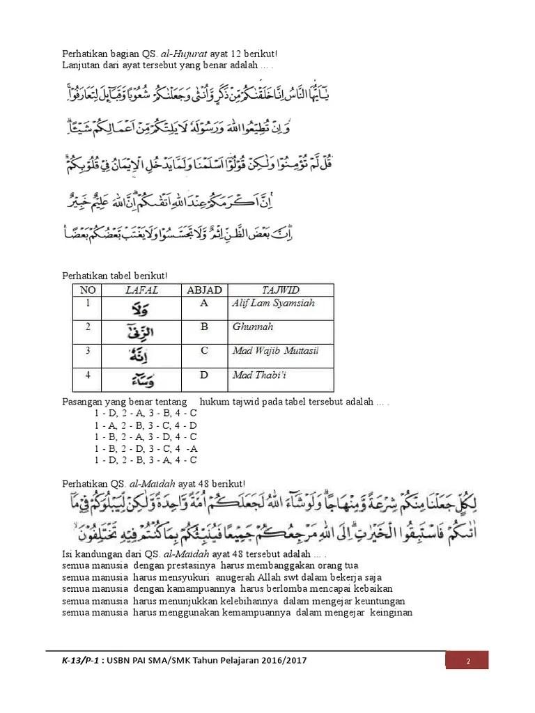 Almaidah Ayat 48 : almaidah, Contoh, Surat, Maidah, Dapatkan, Cute766
