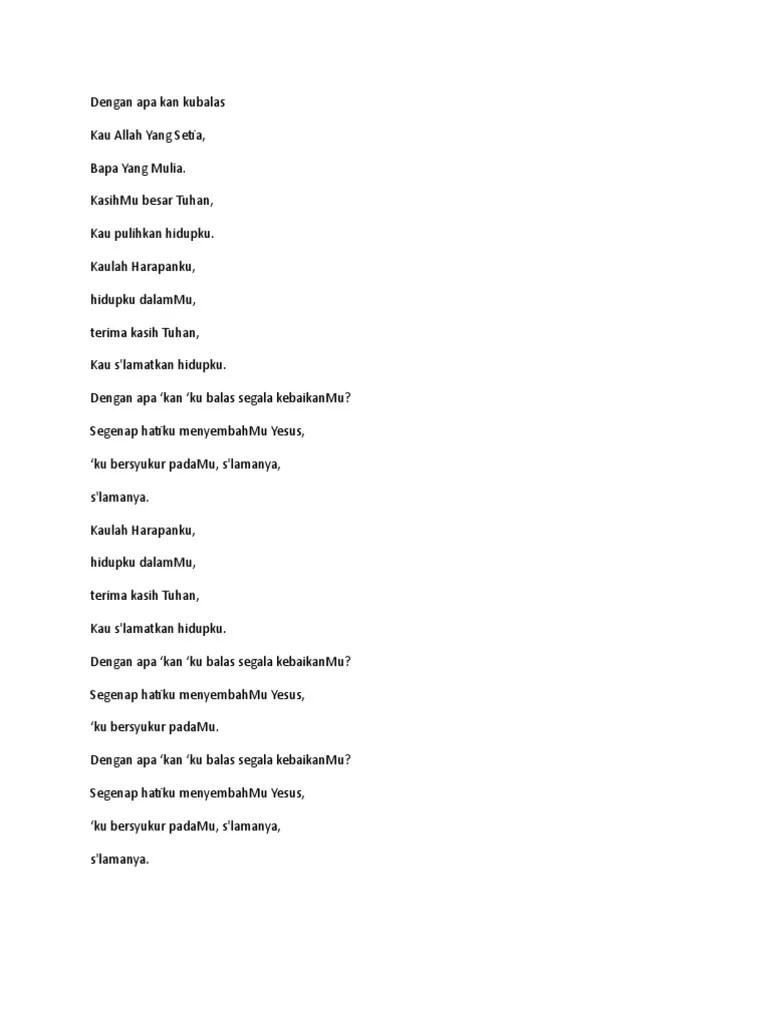 Lirik Lagu Dengan Apa Kan Kubalas : lirik, dengan, kubalas, Lirik, Dengan, Kubalas, Kunci, Gitar
