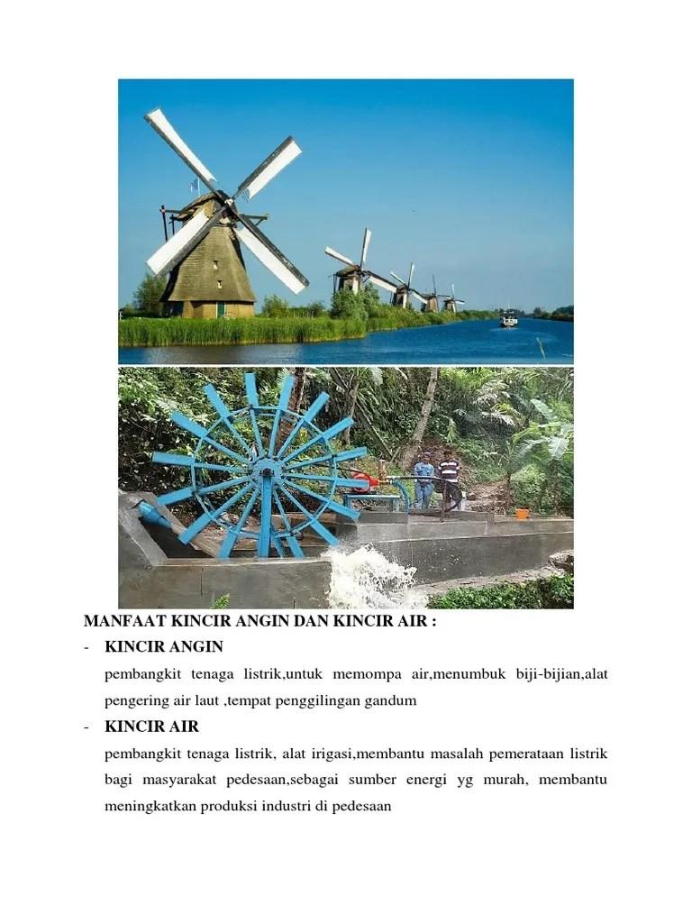 Manfaat Kincir Angin Dan Kincir Air : manfaat, kincir, angin, MANFAAT, KINCIR, ANGIN, AIR.docx