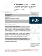 AIA B201 | Architect | Specification (Technical Standard)